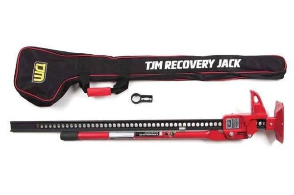 TJM RECOVERY JACK INCL BAG