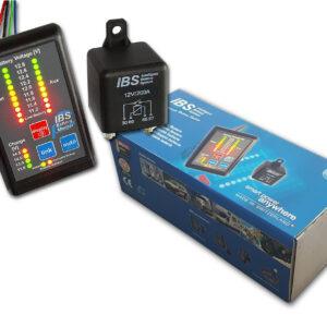 IBS Doppelbatterie System